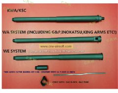Angry gun WCRS OUTER BARREL KIT